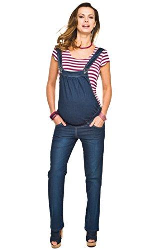 Schwangerschaftslatzhose, Schwangerschaftsjeans, Umstandshose von Torelle, hochwertige Baumwolle, Modell: TALAS, L