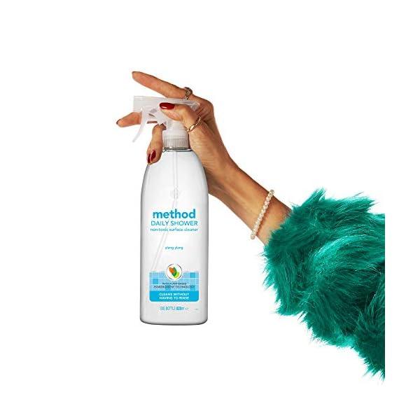 Method Daily Shower, Ylang Ylang, 828ml 4