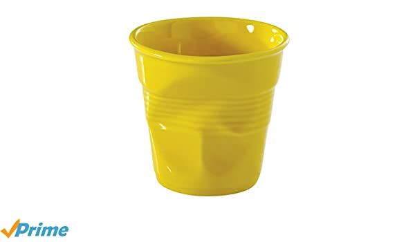 Revol RV639294 Crushed Cup Cappuccino 0.18 Seychelles-Yellow