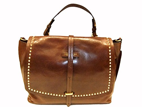 The Bridge Rock Borsa a mano pelle 36 cm brown_brown, braun
