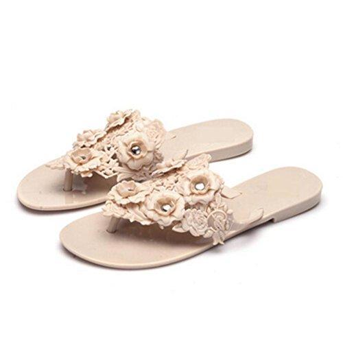 cloder-femmes-plastic-beach-chaussures-jelly-couleur-flower-flat-casual-sandals-slipper-beige-36