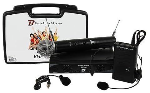 BoomToneDJ VHF 20MHL F2-F4 Micro H.F. (sans