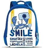Nikon Backpack Blue - Funda (Funda Tipo Mochila, Nikon, COOLPIX, Tirante para Hombro)