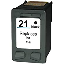 Prestige Cartridge 1 x HP 21XL Cartucho de tinta, negro