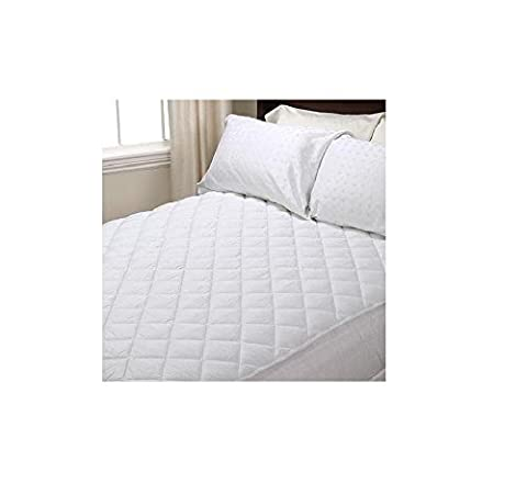 Luxury Quilted Mattress Protector Extra Deep 16