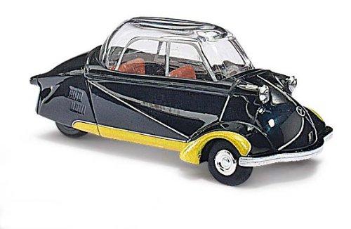 Busch Voitures - BUV48812 - Modélisme - Messerschmitt KR200 - 1956 - Noir