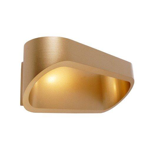 Lampada Light LED montaggio a parete decorativa elevato 220-240V AC, 5W, 3000K, ottone 341163