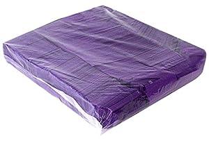 Ohfx Confetti rectangular Color violeta (Rec-Vi