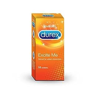 Durex Condom - Excite Me (Pack of 10)