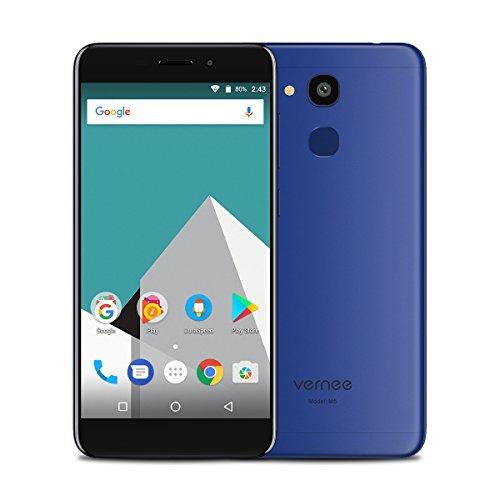 A/v-ständer Glas (Vernee M5 5.2''HD IPS Bildschirm 4G Freigeschaltet Smartphone Android 7.0 MTK6750 Octa-Core 1.5GHz 4GB RAM 64GB ROM 13.0MP + 8.0MP Kamera GPS Touch ID Fingerabdruckscanner Atemlampe Handy)