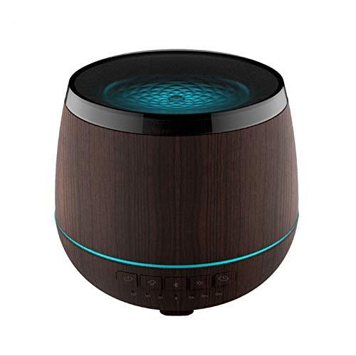 qiyanBluetooth Lautsprecher Befeuchtung Aromatherapie Maschine Ultraschall Ätherisches Öl Luftbefeuchter Home Schlafzimmer Kreative Geschenke Bazooka Home-audio-subwoofer