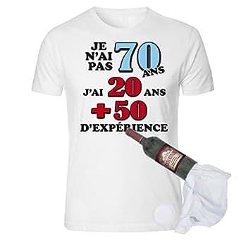 T-Shirt 70 ans
