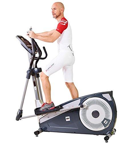 BH Fitness NLS18 DUAL G2382U. 35 lbs inertail system. 18