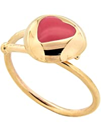 Bague motif - Plaqué or - Réglable - 5200332 RO