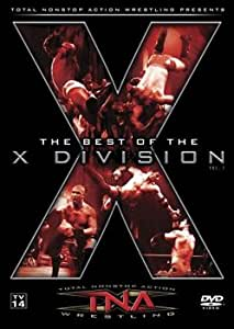 TNA Best Of The X Division Volume 1 DVD