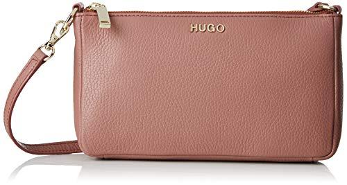 HUGO Damen 50397593 Umhängetasche, Open Pink, 4.5x13x22.5 cm