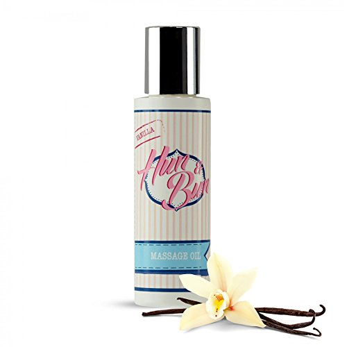 Hun & Bun Massageöl mit Vanille-Aroma, 100 ml