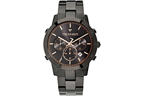 orologio cronografo uomo Trussardi Heritage casual cod. R2473617001