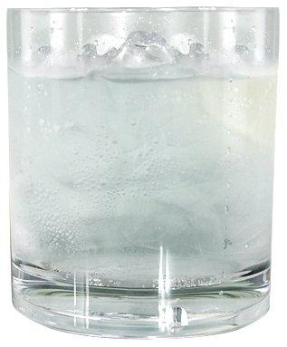 Preisvergleich Produktbild Camco 43871 Whiskey-Gläser für Wohnwagen und Caravan,  Polycarbonat,  2 Stück