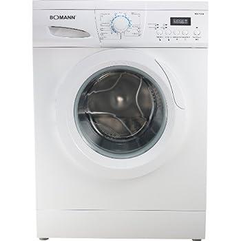 Bomann WA 9314.1 Waschmaschine Frontlader / A+ B / 1400
