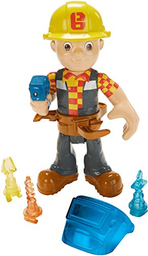 Mattel FFN17 - Bob der Baumeister Werkzeug-Bob