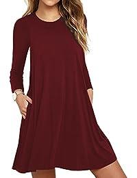 Kleider mit langarm