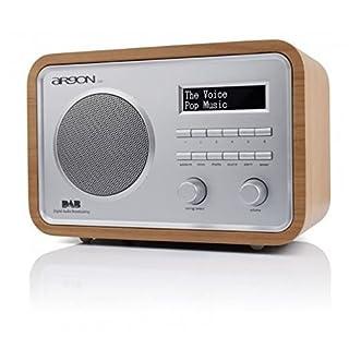 Argon DAB+UKW Radio DAB1+ V5 Kirsch