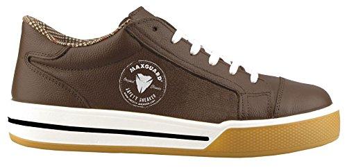 S314 SUNNY Sneaker Halbschuh braun S3 (39)