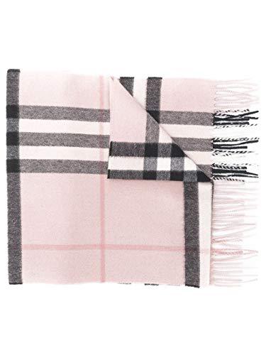 BURBERRY Luxury Fashion Damen 8015525 Rosa Schal   Herbst Winter 19 (Schals Damen Burberry)