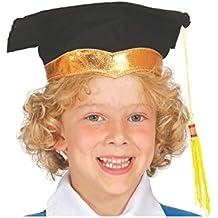 Birrete de estudiante infantil