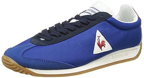 Le Coq Sportif Quartz Gum, Basses Mixte Adulte, Bleu (Classic Blue/Dress B), 44 EU