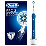 Oral-B PRO 2000/ PRO 2 - 2000N Electric Rechargeable Toothbrush Powered by Braun