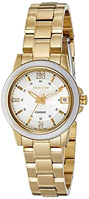 Reloj Casio - mujer SHE-4512G-7A de Casio