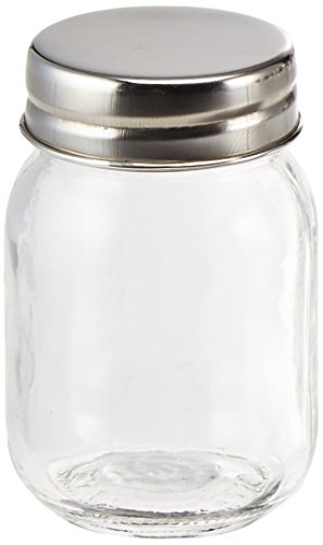 Kate Aspen Glas Mason Jar, Set von 12