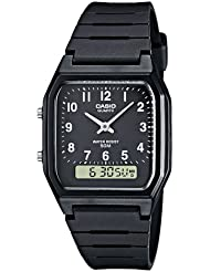 Casio Collection Herren-Armbanduhr Analog / Digital Quarz AW-48H-1BVEF