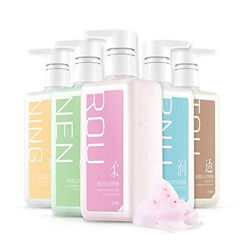 DOUBLED Skin Lotion Lotion Körperlotion Pflege für Männer und Frauen - Pferdeöl, 250ml -