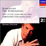 Schumann : Symphonies n° 1 à 4