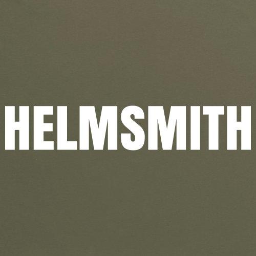 Sniff Petrol Helmsmith T-Shirt, Herren Olivgrn
