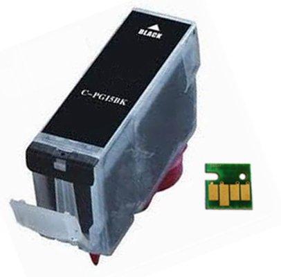 Compatibile PGI-5BK Nero Cartuccia d'inchiostro per Canon Pixma MP500 MP530 MP600 MP610 MP800 MP810