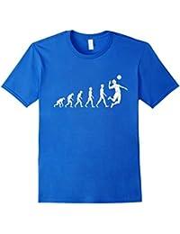 Men's Evolution Volleyball T-Shirt Great Gifts Men Women