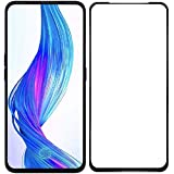Amazon Brand - Solimo Full Body Tempered Glass for Realme X, with Installation kit