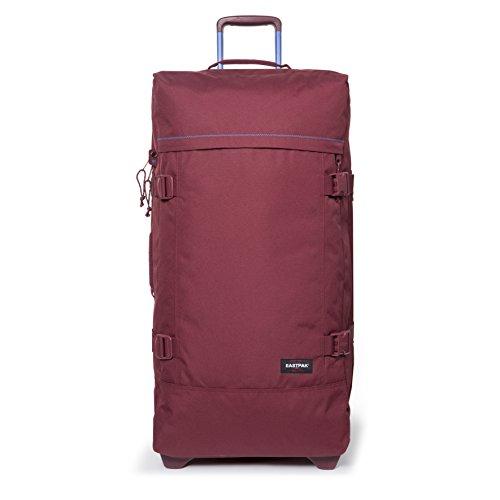 Eastpak - Tranverz L - Bagage à roulettes - Merlot Stitched - 121L