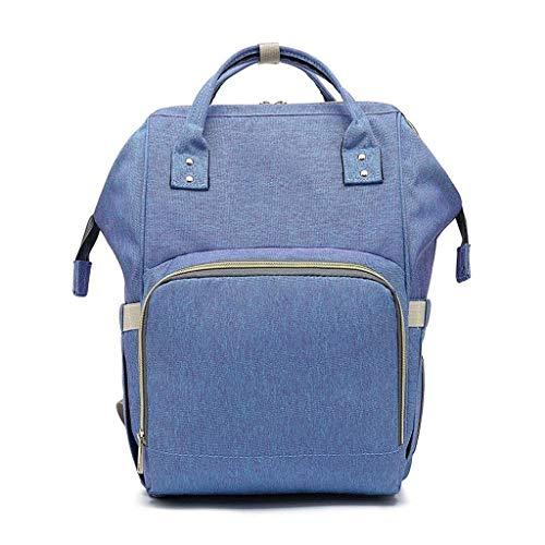 ZLACA Laptop Rucksack Computer-Rucksack Schultasche for Reisen, Geschäftsleben, College, Frauen, Männer (Color : B)