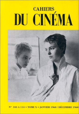 CAHIERS DU CINEMA T.10 par Collectif
