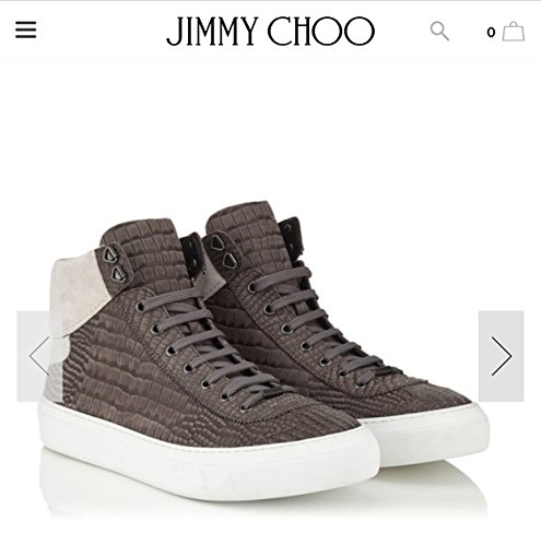 Jimmy Choo chaussures homme man shoes taille 44 neuf avec emballage et trousse origine-achat aout 2017 sneakers