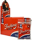 smoking filtri classic slim 6 mm - 30 buste filtro extra long