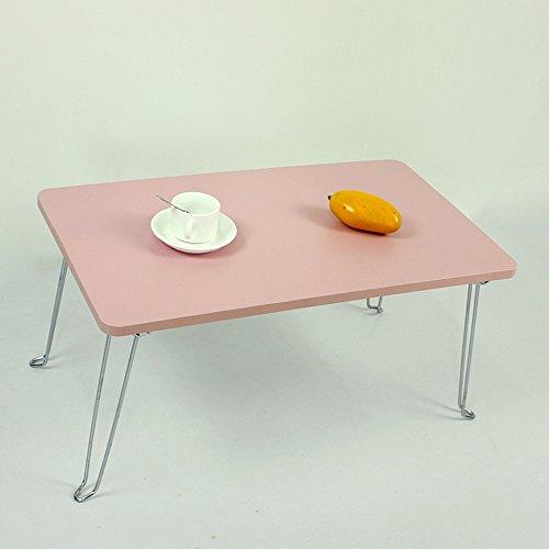 pieghevole pannelli a base - in legno Scrivania del computer Comodino tavolino Pigro, formato facoltativo ( colore : D )