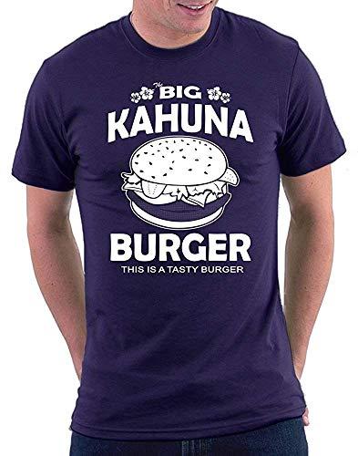 Pulp Fiction The Big Kahuna Burger Herren Erwachsenen T-Shirt, XL (Alligator-erwachsenen T-shirt)