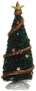 Lemax Sparkling Green Christmas Tree - Medium (04493)
