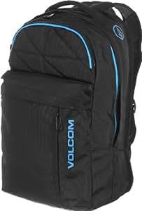 Volcom Herren Rucksack Prohibit PLY Backpack, Black, One size, D6531307BLK
